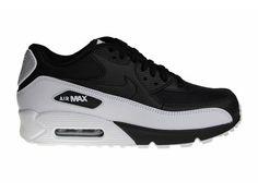 purchase cheap b31f7 a6c6c Nike Air Max 90 Essential 537384 082 BlackWhite Men