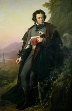 Charles Melchior Artus de Bonchamps, par Girodet