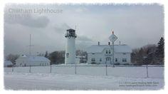 Chatham Lighthouse, Cape Cod, MA February 15 2015 - Laura Healing With Spirit, Spiritual Medium, Speaker, Teacher - www.healingwithspirit.webs.com
