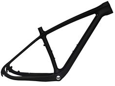 Full Carbon Matt Matte 29er Mountain Bike MTB Cycling BSA Frame 19' ** Want to know more, click on the image.