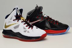 More Nike LeBron X talk ... X gon' give to ya. Well, it will do unless ...