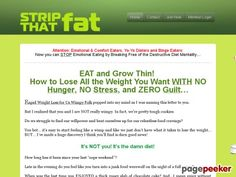 Strip That Fat Natural Weight Loss System