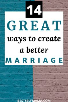 These tips for a great marriage are a must read. They are sure to help you create the happy, healthy and successful marriage you want and deserve! #1 is my absolute favorite. #greatmarriage #marriage #marriagetips #marriageadvice #relationships Best Marriage Advice, Healthy Marriage, Marriage Goals, Successful Marriage, Strong Relationship, Relationships, Happy Healthy, Married Life, Organize