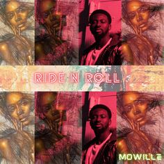 Ride N Roll is the new trademark, afro and multigenre, of the emerging Nigerian Mowille. Read more on #NovaMusicblog #Mowille #RideNRoll #newmusic #artwork #musicblog #engagement New Music, Good Music, Challenge The Status Quo, Music Industry, People Around The World, Music Lovers, Over The Years, Afro, Rolls