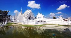 White Temple - Chiang Mai