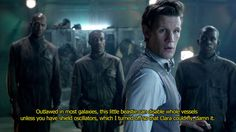 Doctor Who 7x10 - Journey to the Centre of the TARDIS