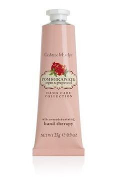 Crabtree & Evelyn Pomegranate, Argan and Grapeseed Hand Therapy 25g