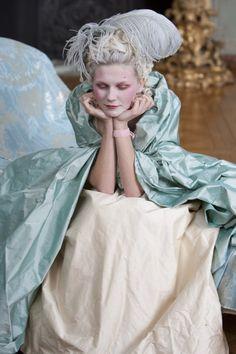 Marie Antoinette Movie, Marie Antoinette Costume, Princess Shot, 18th Century Costume, Mozart, Sofia Coppola, Kirsten Dunst, Movie Costumes, Big Love