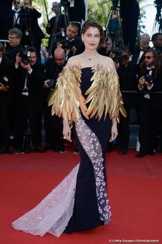 span Laetitia Casta attends the Zulu Premiere and Closing Ceremony during the 66th Annual Cannes Film Festival at the Palais des Festivals on May 26, 2013 in Cannes, France./span