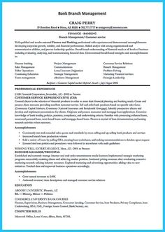 nice one of recommended banking resume examples to learn check more at http