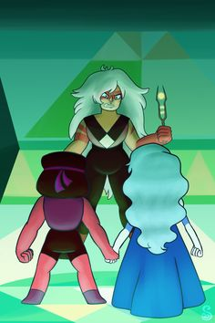 steven+universe+fusions | Steven Universe: Let's Go Just One On Two by Shrineheart