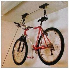 Amazon.co.jp: 天吊/自転車/バイクラック/リフト/自転車ラック/スタンド: 家電・カメラ
