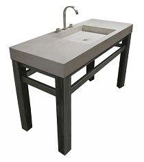 Macer Concrete Sink