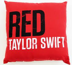 "Pillows | ""RED"" Logo"