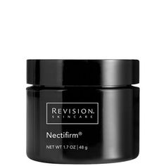 Best neck product: Revision Skincare Nectifirm, $73, revisionskincare.com  A wrinkle-free face is only half the battle when it comes to looking younger. Nectifirm is rich with peptides and several potent extracts that reduce sagging and lines.