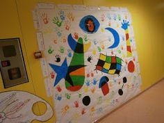 Joan Miro, Gaudi, Picasso, Amelia, Spain, Ideas, Kid Art, Activities, Paper