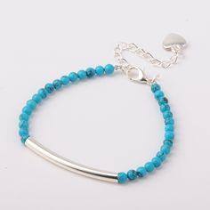 Trendy Gemstone Bracelets from Pandahall.com