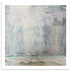 Rose Strang - Sea Mist, Limited Edition Print, 50 x 50cm