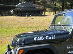 41 MB , The year Willys came out with the jeep & body style . 05 TJ , The year & body style of the carent jeep.