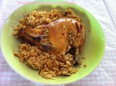 Νόστιμες κ Υγιεινές Συνταγές: Κοτόπουλο με μουστάρδα και ρύζι στο φούρνο (γάστρα...