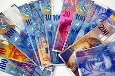 La Svizzera e i problemi di una moneta troppo forte