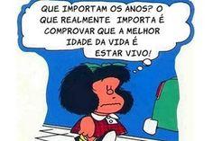 Mafalda foi uma tira escrita e desenhada pelo cartunista argentino Quino. As histórias, apresentando uma menina preocupada com a humanidade, conquistaram o mundo.