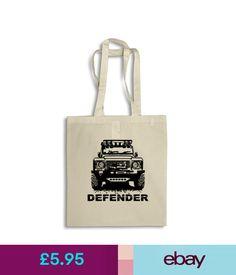 Women's Bags & Handbags Sketch Modified Defender Tote Bag For Life Cotton Shopping Land Rover 4Ã4 Landy #ebay #Fashion
