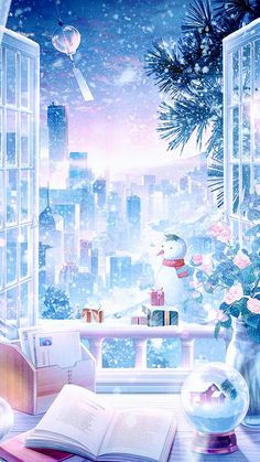 Anime Backgrounds Wallpapers, Anime Scenery Wallpaper, Pretty Wallpapers, Kawaii Wallpaper, Pastel Wallpaper, Galaxy Wallpaper, Fantasy Art Landscapes, Fantasy Landscape, Beautiful Nature Wallpaper