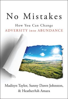 The book, No Mistakes, How You Can Change Adversity to Abundance, features 30 personal stories of inspiration that demonstrate how seemingly terrible situations often lead to wonderful gifts.