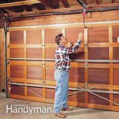 Wonderful An Annual Garage Door Tune Up Helps Ensure Reliable, Quiet Operation And  Safety.