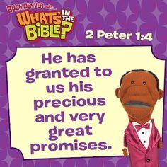 2 Peter 1:4 short, free devotional at whatsinthebible.com