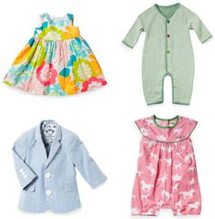 Adorable Spring outfits for babies!