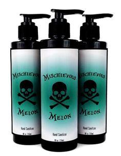 10 Mischievous Melon Hand Sanitizer (8 oz)