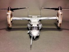 V-22 Osprey - 1:48 Italeri By Daz see on http://www.modelwork.pl/viewtopic.php?f=64&t=45170