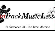 Piano Adventures Performance Book Level 2B Time Machine