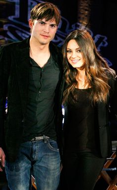 Ashton Kutcher and Mila Kunis Are Engaged: A Timeline of the That '70s Show Co-Stars' Romance | E! Online Mobile
