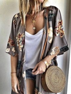 Summer outfits Tolle Sommeroutfits, die jeden beeindrucken - Wass Sell Choosing the Right House Boho Outfits, Cute Outfits, Fashion Outfits, Amazing Outfits, Hippie Chic Outfits, Fashion Clothes, Trendy Outfits, Outfit Essentials, Moda Boho