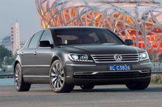 VW Phaeton W12 4Motion Tiptronic (4-Sitzer) lang
