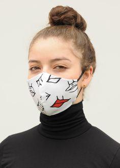 #cleftlip #velazca #monicabachue #facemask Cleft Lip, Hue, Style, Fashion, Clothing, Swag, Moda, Fashion Styles, Fashion Illustrations