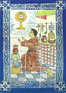 Roque Vega - cuentos: San Pascual Bailón, Santo de los cocineros
