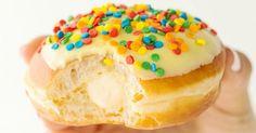 JustAddCoffee- The Homeschool Coupon Mom : Free Cake Batter Doughnut with the Krispy Kreme Ap. Krispy Kreme Cake, Cake Batter, Doughnut, Donuts, Easy, Desserts, Coupon Mom, Food, Coupons