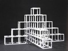 architectural grammar: Sol LeWitt, Master of Conceptualism