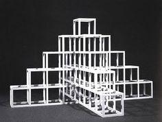 architectural grammar: Sol LeWitt, Master of Conceptualism