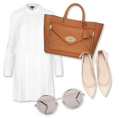 For a Day at the Courts - Labor Day Fashion: 4 Looks to Wear On Your Day Off - What's Right Now - Fashion - InStyle