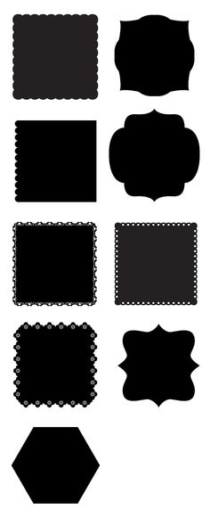 free SVG cut files: KLDezign