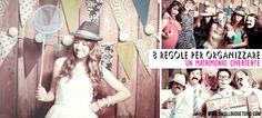 8 regole per organizzare un matrimonio divertente!  #howto #matrimonio #wedding #rules #top #organizzazione