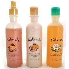 *SOLD* LOT 3pcs NEW AVON NATURALS Almond Body SPRAY Lotion GARDENIA FOAM BATH Flavors $1 sorry SOLD .. we sell more ITEMS at http://www.TropicalFeel.com