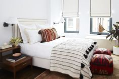 mindy khaling apartment bedroom