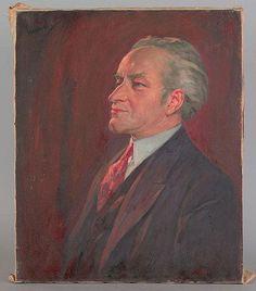 Edward Alfred Cucuel (American, 1875-1954), oil on
