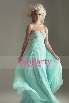 Chic+2012+Collection+Prom+Dresses+A+Line+Sweetheart+Floor+Length+Chiffon+With+Ruffles